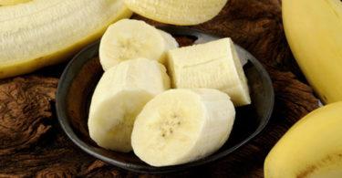 Todos os tipos de banana