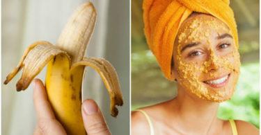 Benefícios da banana para pele